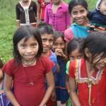 Girls in Chum Cerro